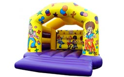 Bouncy castle hire Bandon, Crossbarry, Enniskean, Ballinascarthy